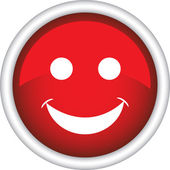 Smiley icon — Wektor stockowy