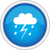 Weather icon — Vector de stock