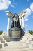 Monument to Emperor Alexander II — ストック写真