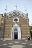 Catholic Church in Rimini — Foto de Stock