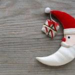 Vánoční měsíc — Stock fotografie