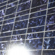 Solar power panel — Foto de Stock