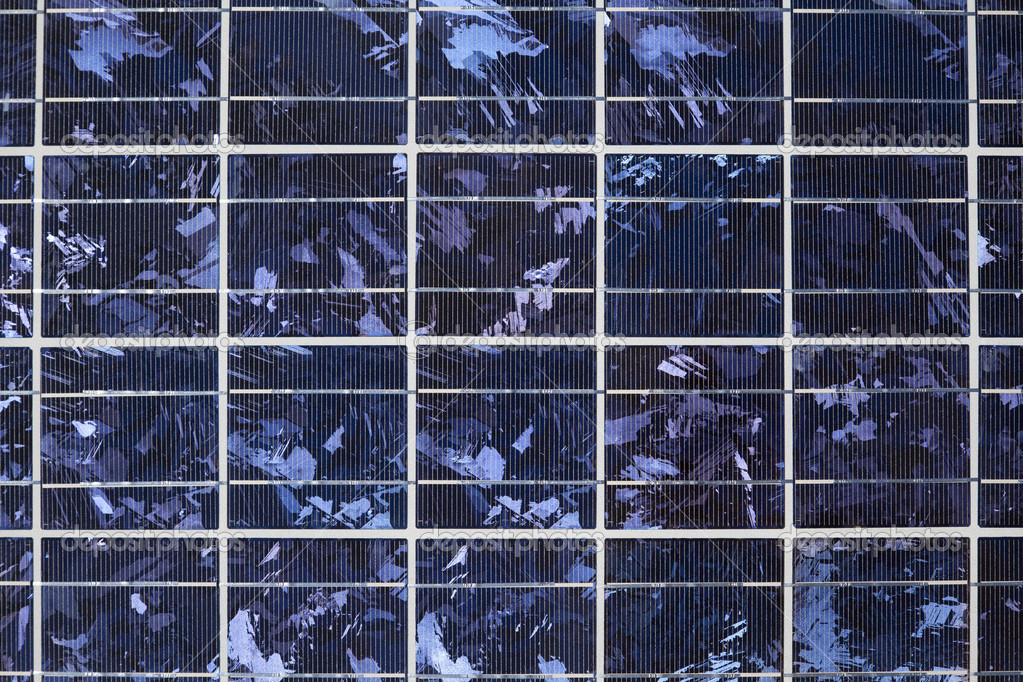 Solar power panel  — Stock Photo #12747424