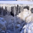 Frozen Waterfall — Stock Photo #40728499
