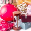 Lot of Christmas presents — Stock Photo #12721685
