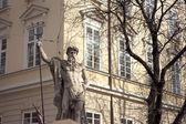 Date of creation 1800-1900 years. Lvov, Ukraine — Stock Photo