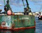 Old Fishing Vessel — Stock Photo