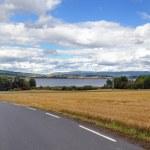 Norwegian Road — Stock Photo