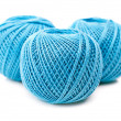 Ball of yarn — Stock Photo