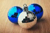 クリスマスボール — ストック写真