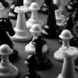 Chess pieces — Stock Photo #19606553