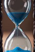Klepsydra zegar — Zdjęcie stockowe