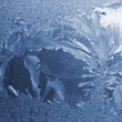 Stock Photo: Freeze ice texture