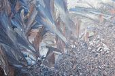 Frost-hintergrund — Stockfoto