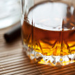 Stock Photo: Glass of brandy