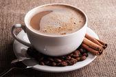 Aroma cappuccino — Stock Photo