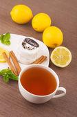 Cup of tea — Stockfoto