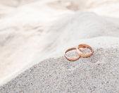 Closeup of wedding — Stock Photo
