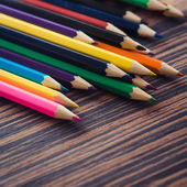 Drawing pencils — Stock Photo