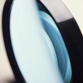 虫眼鏡の背景 — ストック写真