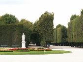 Park von Schloss Schönbrunn — Stockfoto