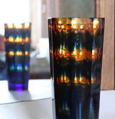 Florero de cristal — Foto de Stock