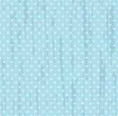 Seamless background of hearts on soft blue background — Vettoriale Stock
