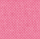 Seamless background of hearts on a pink background of crossed strips — Stock Vector