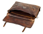 Old briefcase — Stock Photo