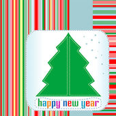 Abstract background for new year and for christmas — Stock Photo
