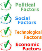 Concept speech cloud illustration of social individual politics — Stock Photo