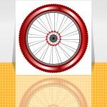 Bicycle Wheel — Stock Photo #20099891
