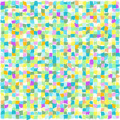 Shiny seamless abstract mosaic background — Stock Photo