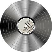 Disco de vinilo — Foto de Stock