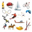 Royalty-Free Stock Vector: Sport icons