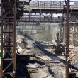 Stock Photo: Industrial Zone in metallurgy