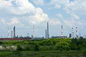 Zona industrial — Foto de Stock