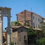Постер, плакат: Architecture of Rome