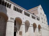 在巴里圣尼古拉大教堂 — 图库照片
