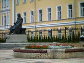 Monument in Kiev — Stock Photo