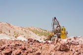 Industrial Area quarry — Stock Photo