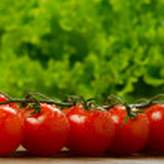 Cherry tomatoes — Stock Photo #36366249