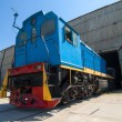 Locomotive — Stock Photo #36366513
