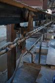 Průmyslová zóna — Stock fotografie
