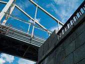Architecture bridge — Stock Photo