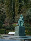 Monument to Chekhov — Stock Photo