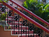 Architecture hotels goa — Stock Photo