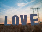 Love letters — Stock Photo