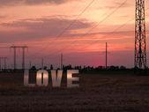Kärleksbrev — Stockfoto