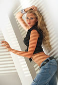 Woman model — Stock Photo